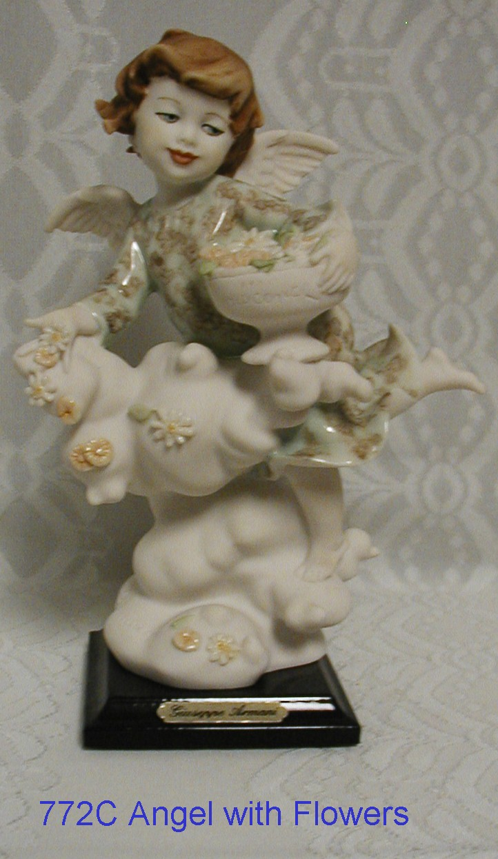 Armani Figurines Collection For Sale 23 Giuseppe Armani