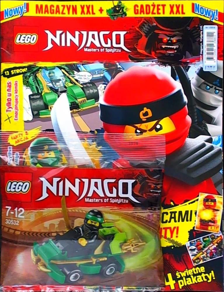 Blue Ocean lego Ninjago-Movie-cromos 54