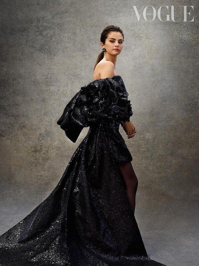 Selena Gomez for Vogue Mexico December 2020