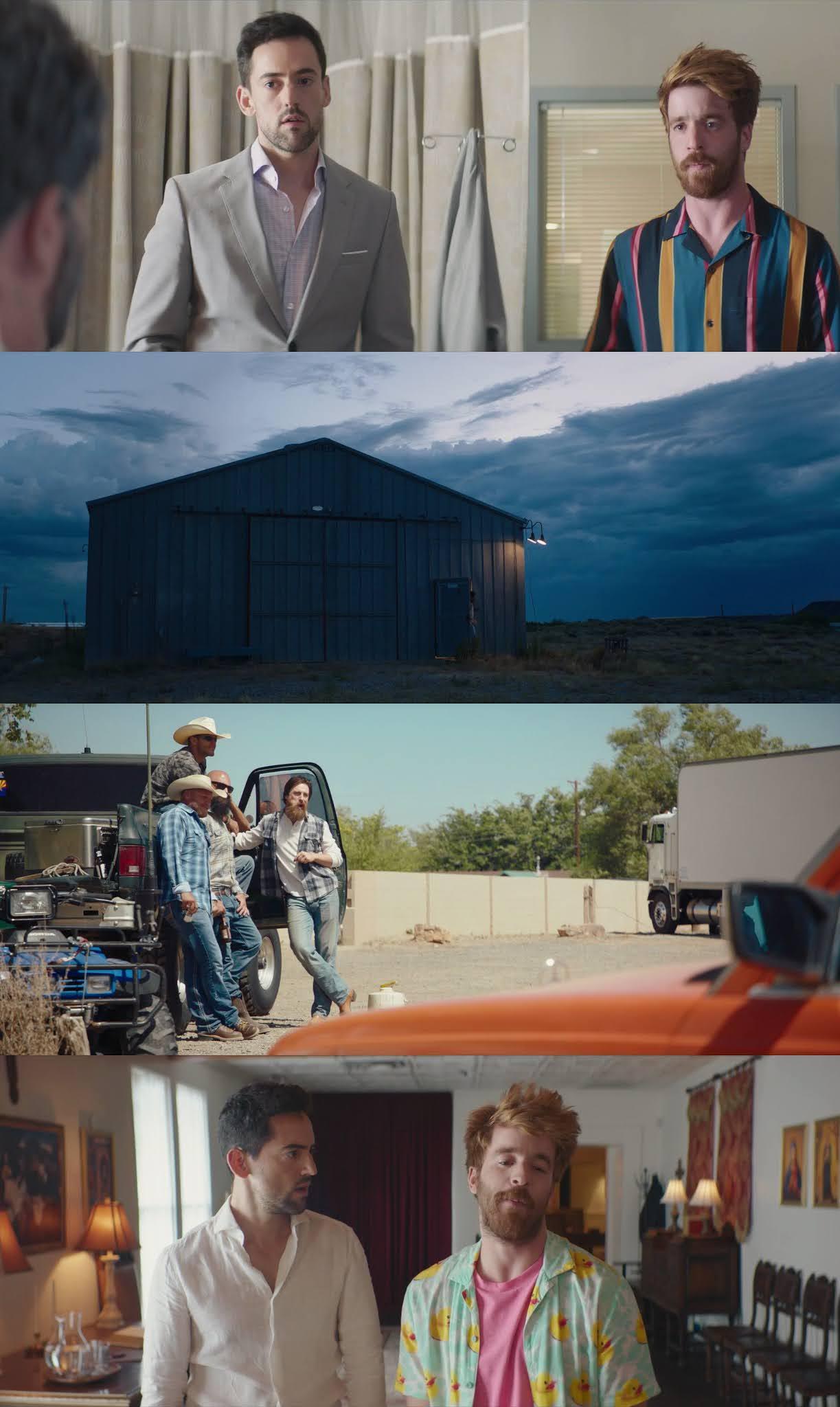 Medios Hermanos (2020) HD 1080p Latino