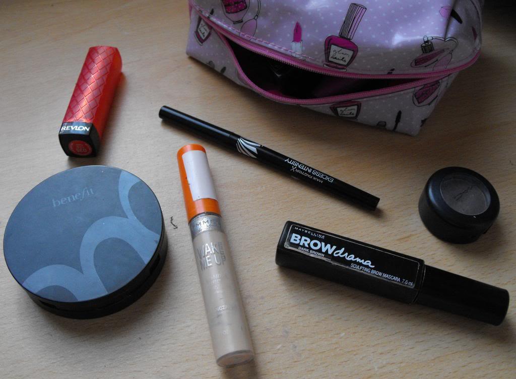 My Make Up Bag Essentials