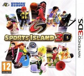 Rom Sports Island 3D 3DS