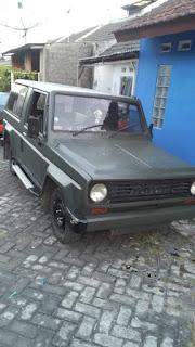 Dijual Kijang TNI 1982