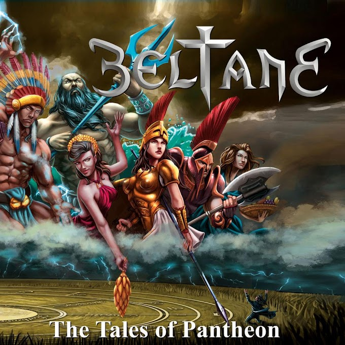 "Resenha #170: ""The Tales Of Pantheon"" (2019) - Beltane"