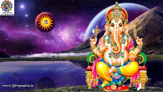 Ganapati HD Wallpapers Free Download Indian Gods Backgrounds For Lord Ganesha Festival