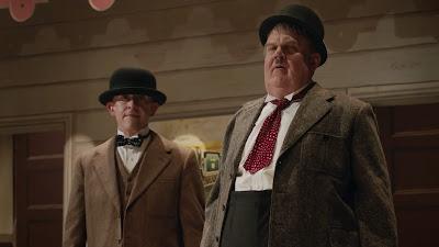 Stanlio & Ollio - Steve Coogan e John C. Reilly