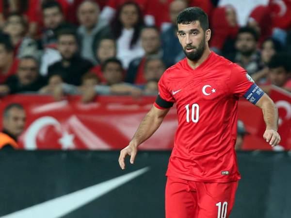 Arda Turan capitaine de la Turquie