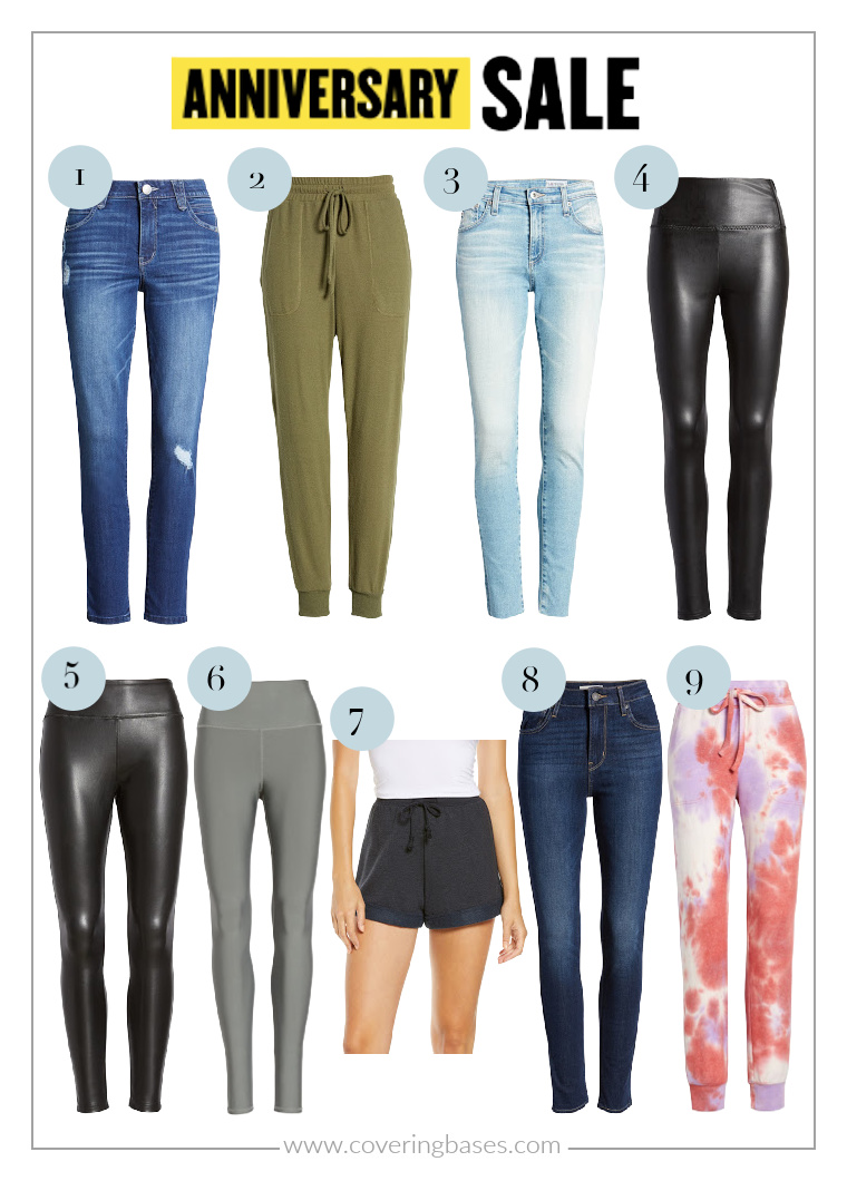 Best Bottoms at Nordstrom Anniversary Sale
