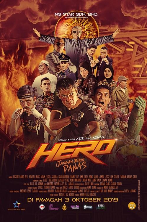 Review Filem Hero: Jangan Bikin Panas