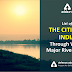 List of the cities in India situated on major rivers: Important for AFCAT 2021
