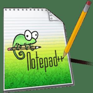 تحميل برنامج نوت باد بلس بلس Notepad ++ للكمبيوتر