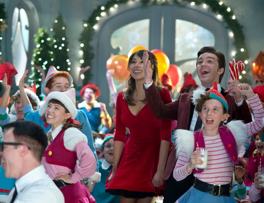 Fairly Oddparents Christmas Movie.Nickalive Nickelodeon Stars Drake Bell And Daniella Monet