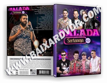 BALADA SERTANEJA 2019 DVD-R