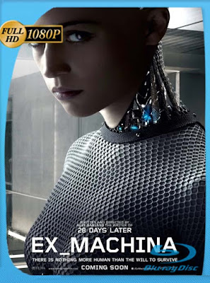 Ex Machina (2015) HD [1080p] Latino [GoogleDrive] DizonHD