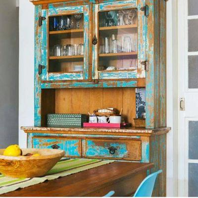 armario-rustico-decoração-charmosa