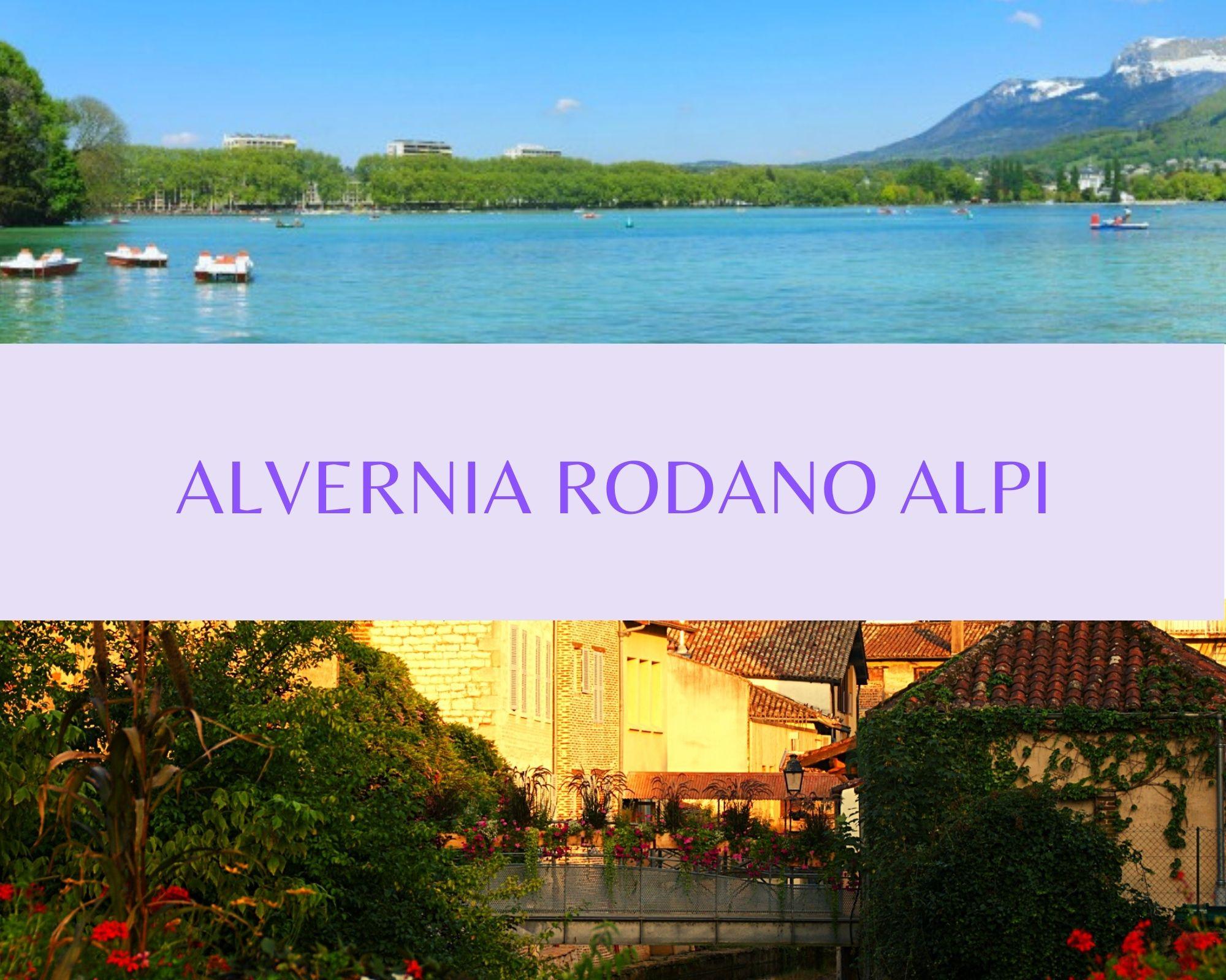 Alvernia Rodano Alpi
