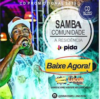 SAMBA COMUNIDADE - CD RESIDÊNCIA 2019