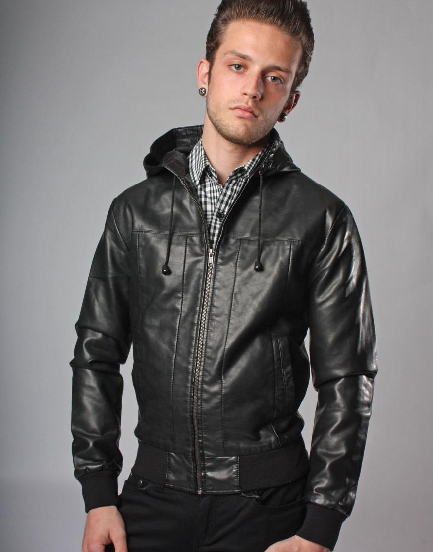 Leather jacket designs