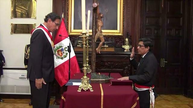 Las mayores crisis políticas de las últimas dos décadas en Perú