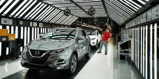 Nissan Afrika, Orta Doğu ve Hindistan Bölgesinde Üretimini Geçici Olarak Durdurdu