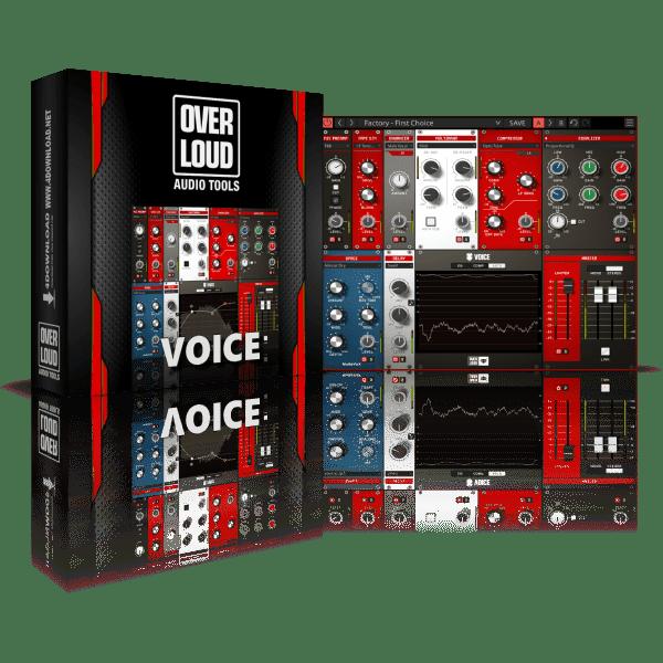Overloud Voice v1.0.1 Full version