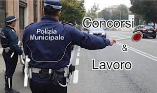 Concorso Polizia Municipale - adessolavoro.blogspot.com