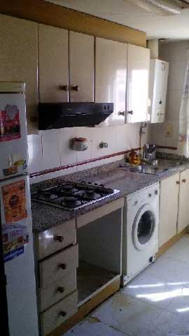 piso en venta calle sierra mariola castellon cocina