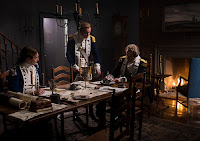 Seth Numrich, Sean Haggerty and Ian Kahn in Turn: Washington's Spies Season 4 (33)
