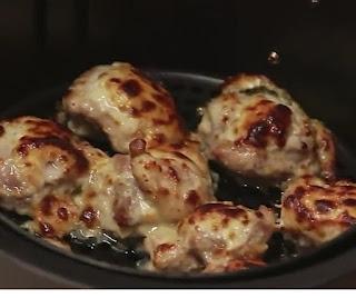 Homemade chicken malai kebab recipe