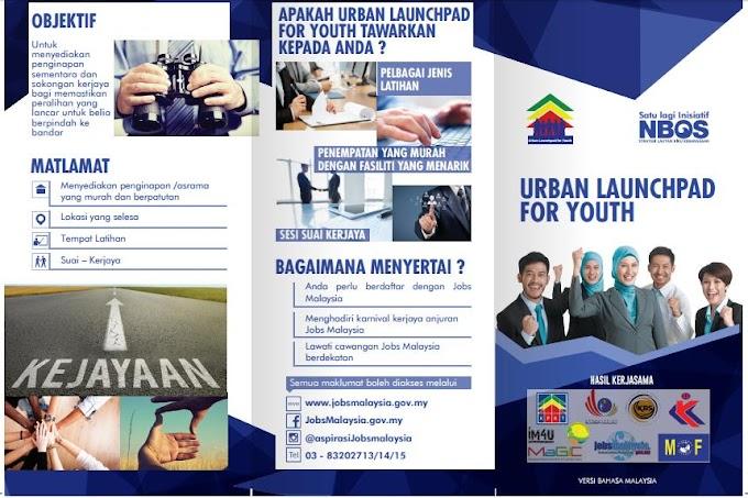 "Karnival Pekerjaan JobsMalaysia ""Urban Launchpad for Youth"" 27 Ogos 2016"