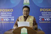 Juru Bicara Gugus Tugas Paparkan Prevalensi Covid-19 Aceh