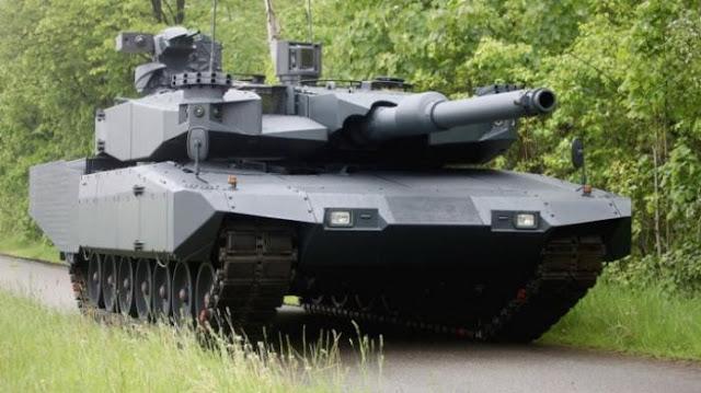 Inilah Rahasia Kehebatan Tank Leopard 2RI Milik TNI AD
