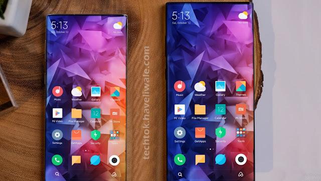 Xiaomi Mi Note 10 & Xiaomi Mi Note 10 Pro