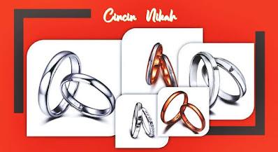 cincin nikah terbaik