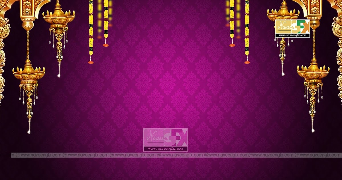 vinayaka chavithi stage backdrop idea template free online