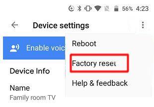 4 Cara Mengatasi Chromecast Tidak Berfungsi
