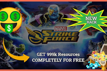 Download Cheat Marvel Strike Force