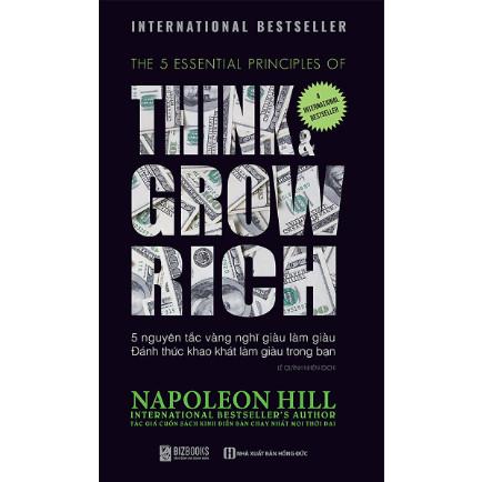 THINK & GROW RICH-5 nguyên tắc vàng nghĩ giàu làm giàu – Đánh thức khao khát làm giàu trong bạn ebook PDF EPUB AWZ3 PRC MOBI