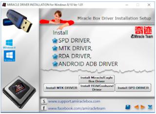 Miracle Box All Drivers