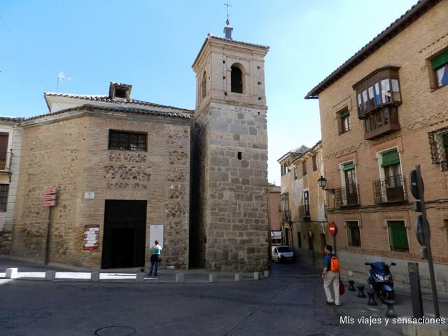 Toledo subterráneo, iglesia-mezquita de el Salvador y ruinas (Toledo)