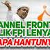 Channel Fronttv Milik FPI Lenyap !! Siapa Hantunya ?!