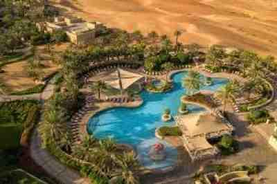 Qasr al Sarab Desert Resort, Liwa, United Arab Emirates
