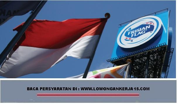 Lowongan Kerja Sales Management Trainee PT Frisian Flag April 2017