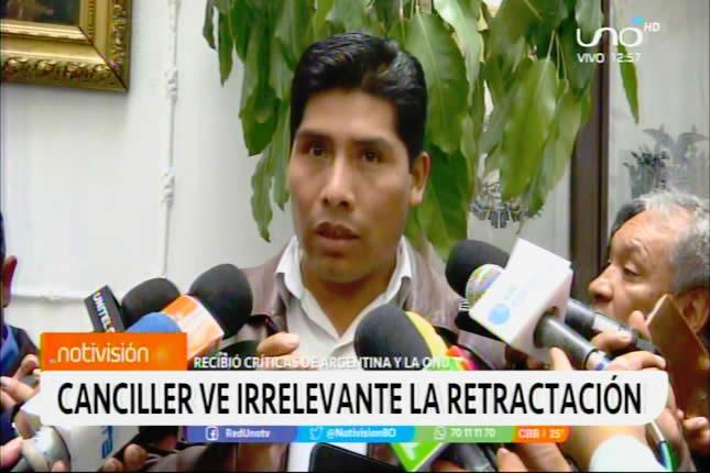 Según el MAS en Bolivia ya existen grupos armados con escudos, motos y palos