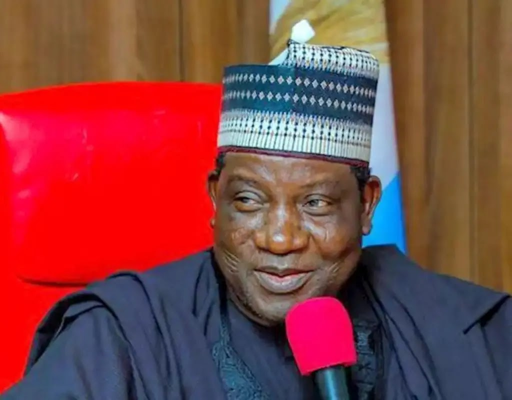 COVID-19: Second test results of Plateau Gov, Lalong, family revealed #Arewapublisize