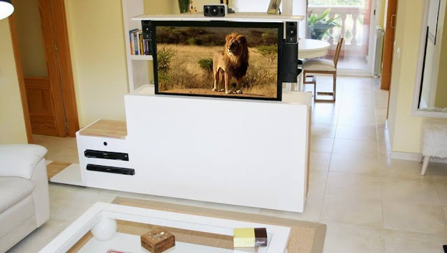 Muebles de tv para exterior- Marquel-1