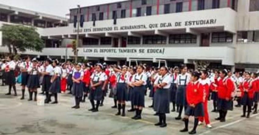 GRE La Libertad: En tres provincias se reinician clases escolares este lunes 3 de abril