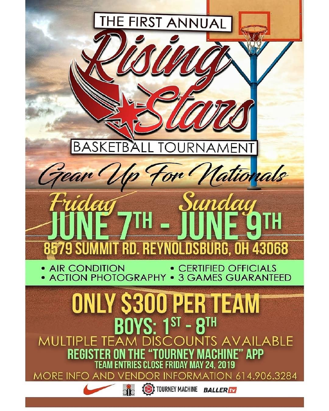 ed0f53f3a5fe3b Buckeye Prep to Cover Rising Stars Tourney