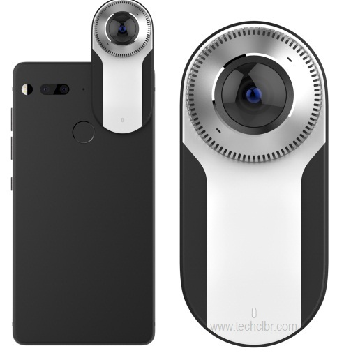 Essential 360 Camera: Specification, features and price