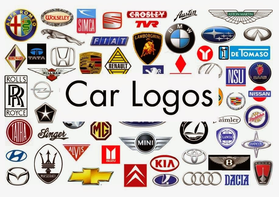 Old Car Company Logos